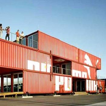 Loja Container Puma / RJ