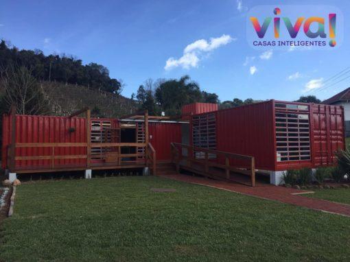 Loja Container Conceito – Casa Valduga