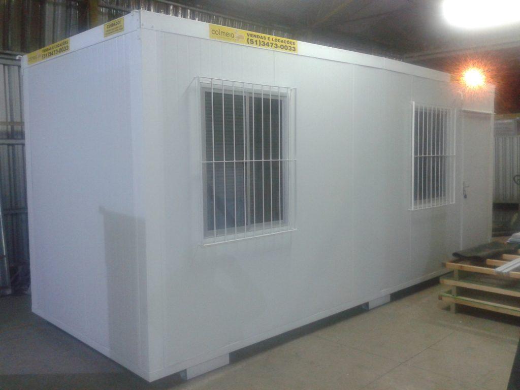 Container para moradia